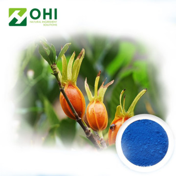 Natural gardenia extract powder